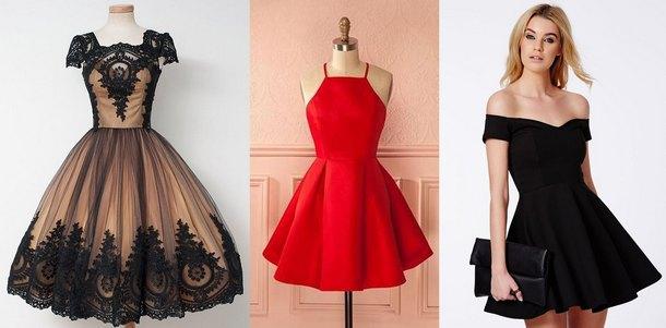 969ab637af94c2 Коротке плаття буде комфортніше, ніж довге, а виглядати на випускному балу  буде нітрохи не гірше. Наймоднішими в цьому році будуть коктейльні сукні з  пишною ...