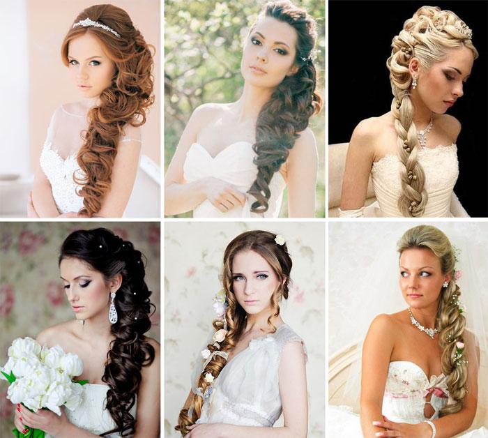 Vjenčanje Frizura Za Dugu Kosu Pletenice Vjenčanje Frizura