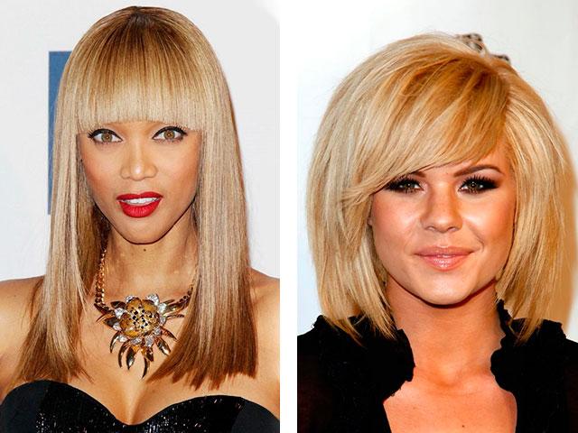Fryzury Dla średnich Włosów I Okrągłej Twarzy Piękne