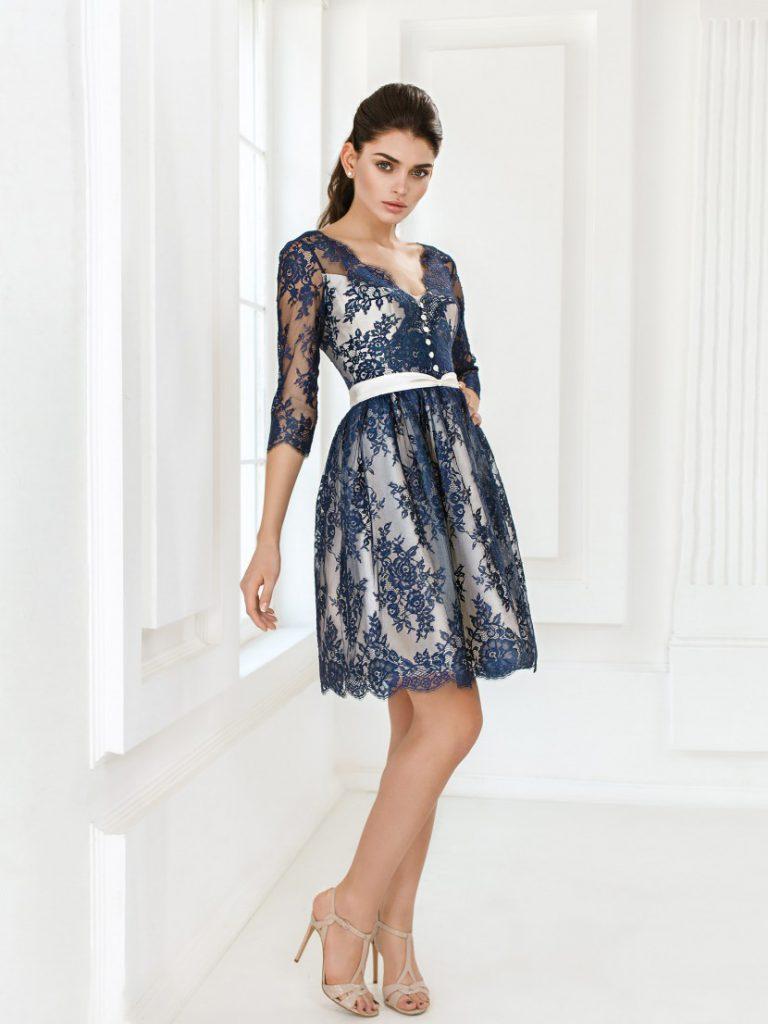 b1ff64b912cc Najkrajšie nadýchané šaty na ples. Módne šaty na ples  elegantné ...