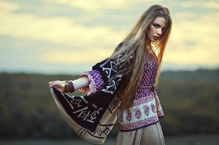 Stilul Boho Pentru Femei După 50 Stilul Boho în Haine Elegante