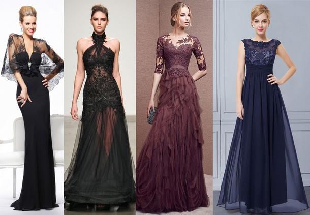 aab9a99c5fde5c Надзвичайно багатий вигляд мають сукні з облягаючим силуетом і пишним