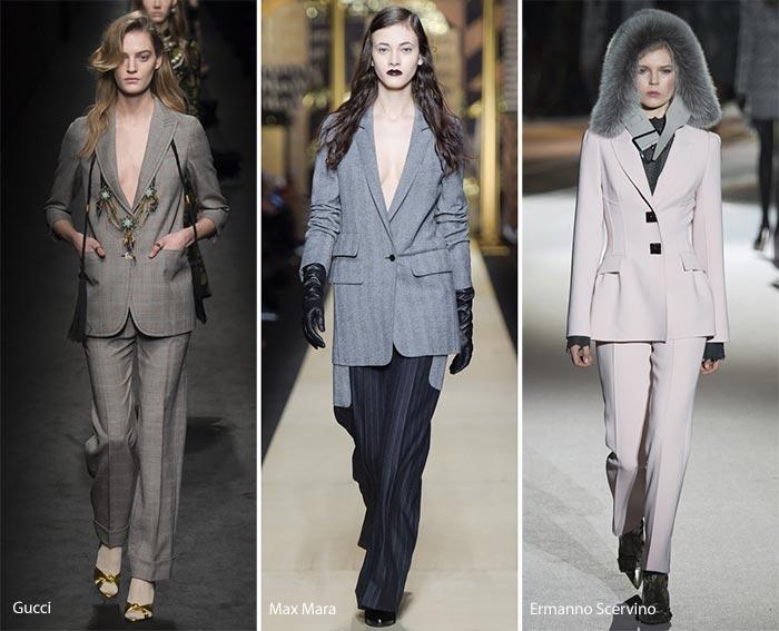 5e3fa030b92be ... bir takım elbise ile birlikte bir kazak DKNY sunmaktadır. Tasarımcı  Ralph Lauren çarpıcı bir topluluk sunar; kareli bir ceket ve kahverengi, ...